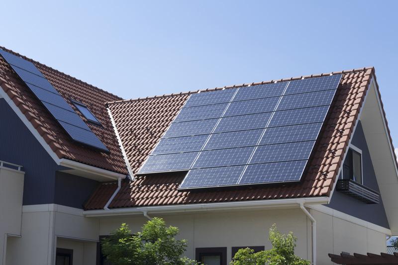 panneau-solaire-maison